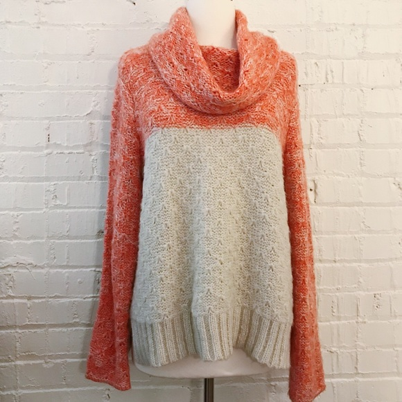 Wooden Ships Paola Buendia Tanorange Sweater Ml